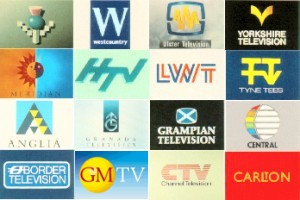 ITV 1993 franchise holders